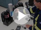 Vidéo système de calibration automatique